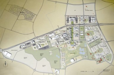 Qatar Education City Expanded Master Plan