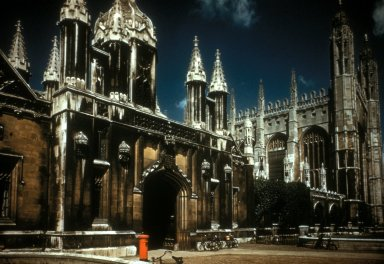 Cambridge University: Kings College