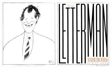 Rolling Stone (David Letterman Spread)