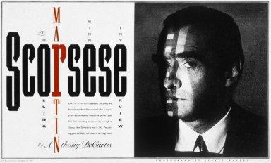 Rolling Stone (Scorsese Spread)