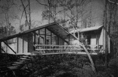 Douglas Fir Plywood Association Home Design No. 6