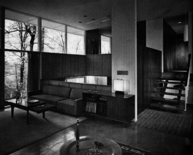 Eric and Jeannette Lipman Residence