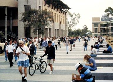 University of California at San Diego Library Walk