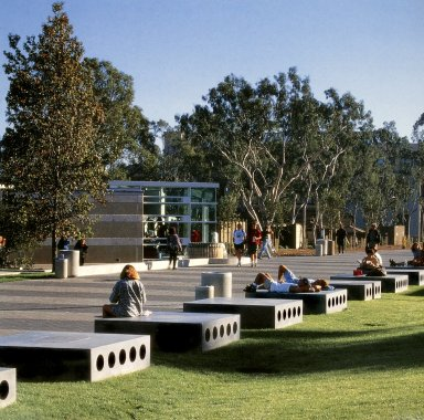 University of California at San Diego Library Walk