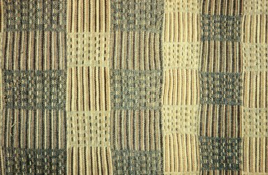 Cotton Cloth in Broken Stripe