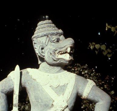 Hakloman, Monkey God
