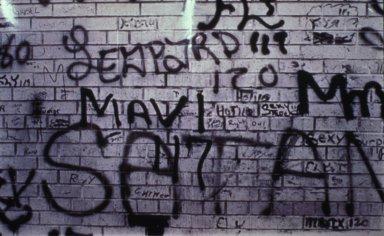Graffiti-Satan's Soul Power