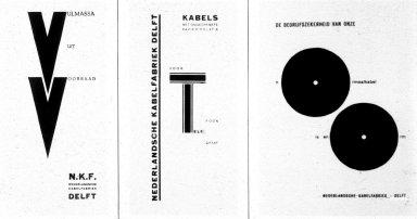 Nederlandsche Kabelfabriek Delft Catalog Booklet on Telephone Cables in Delft