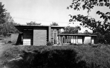 Herbert and Katherine Jacobs First Residence