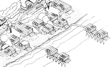 Zip-Up Houses