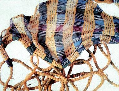 Bound Resist Turban Cloth