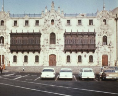 Palacio Arzobispal (Archiepiscopal Palace)