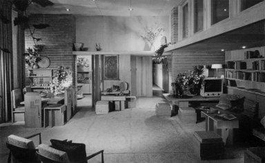 Usonian Exhibition House