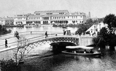 Woman's Building, World's Columbian Exposition