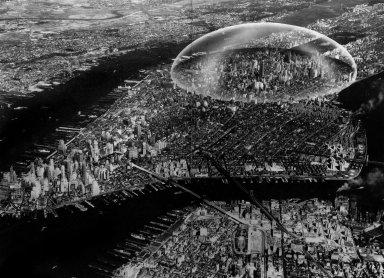 Dome Over Manhattan