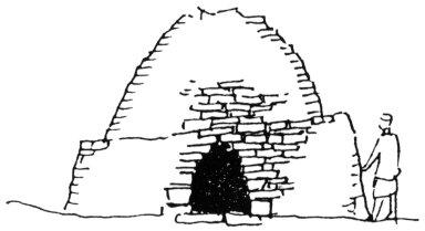 Beehive Tombs, ca. 3000 BCE, Bat, Oman