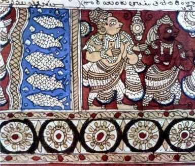 Hindu Religious Design