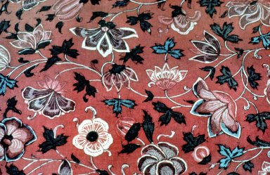 Chintz: Designed for the Taste of Westerners