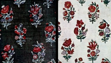 Chintz: Dress Fabric Examples