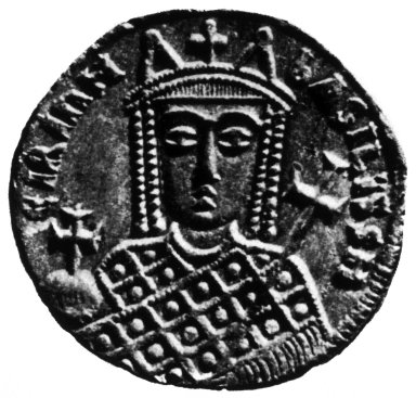 Solidus of Irene