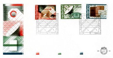 Stamp and First Day Envelope