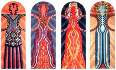 Four Matriarchs
