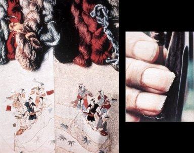 Note Obi Kimono, Fingernails