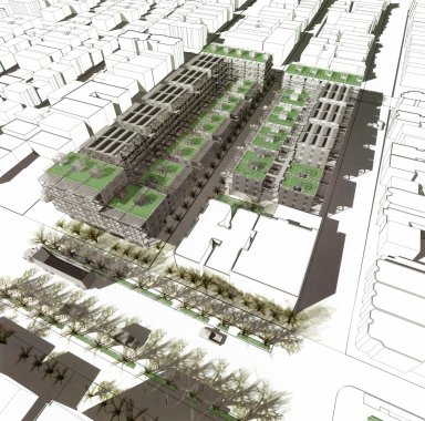 Organic Urban Living Armature (OULA)