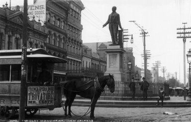 Henry Clay Monument, Canal Street