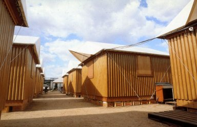 Paper Log House