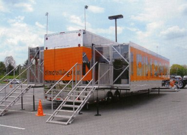 DIM, Mobile Retail Unit