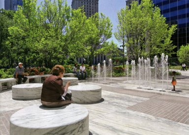 Jacob K. Javits Federal Building Plaza