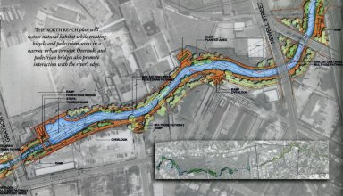 San Antonio River Improvement Plan