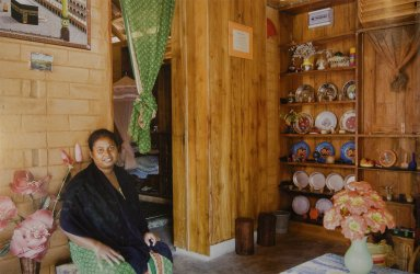 Post-Tsunami Rehabilitation Houses
