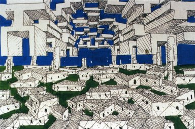 Study for Spatial City