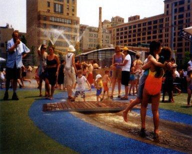 Hudson River Park: Greenwich Village Segment