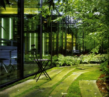 Tahari Courtyards