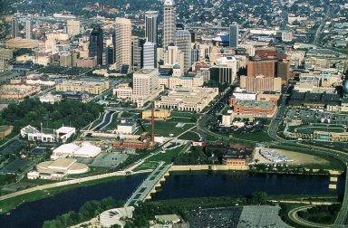 Indianapolis Waterfront Master Plan