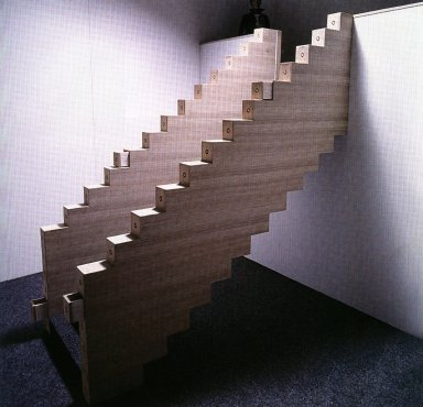 House with Stairs Project