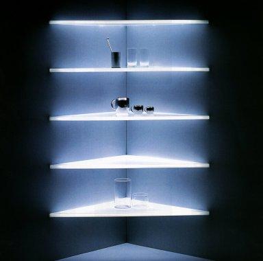 Lighting Shelves