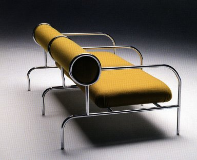 Sofa with Arms (Double)