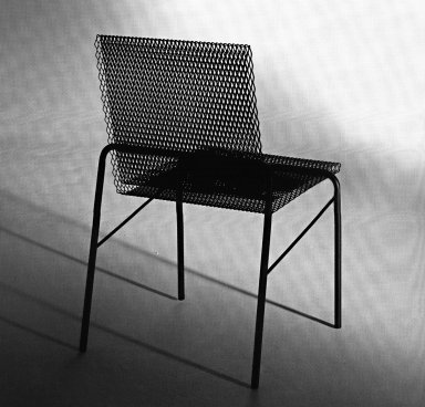 Expanded Metal Chair