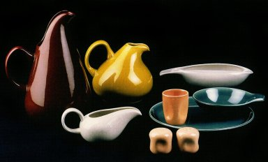 American Modern Dinnerware, Steubenville Pottery
