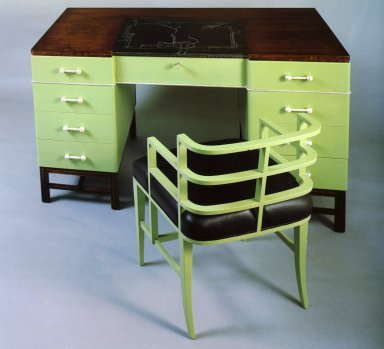 Desk and Chair for Mr. and Mrs. John Bissinger