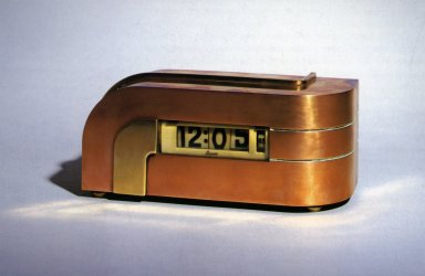 Zephyr Digital Electric Clock