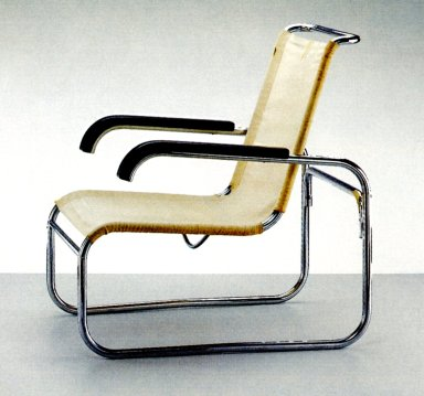 Model No. B35 Armchair