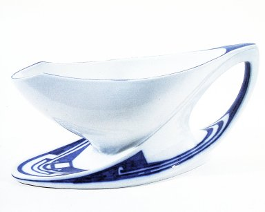 Porcelain Sauce-Boat