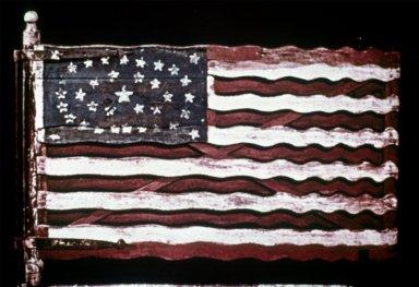 American Flag Pasture-Gate