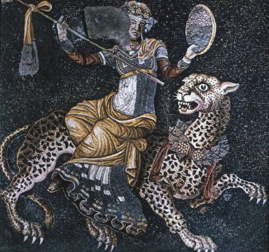 Dionysos on a Panther