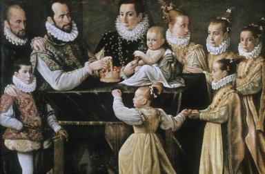 Family of Alfonzo III of Gonzaga